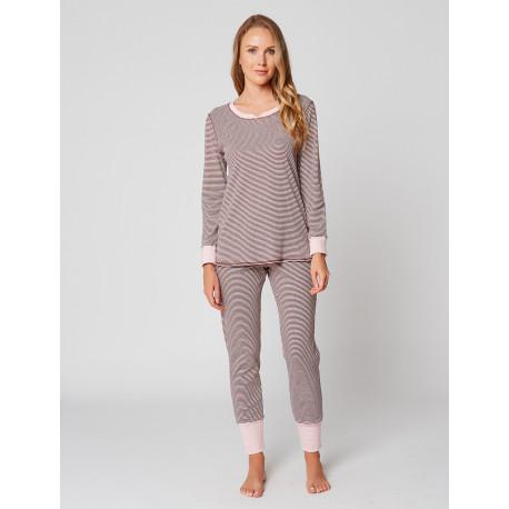 Pyjama en coton LEONIE 902