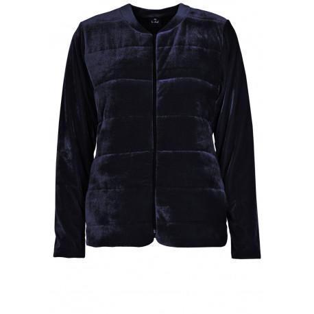 Zipped jacket PLAZA 970 Marine