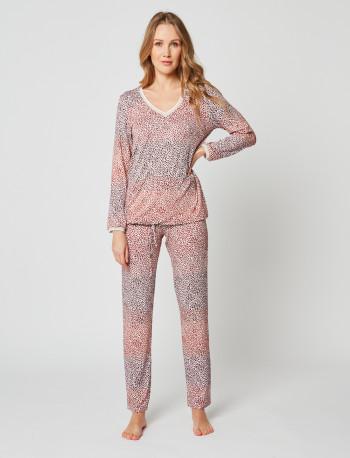 Pyjama imprimé ARIANE 202