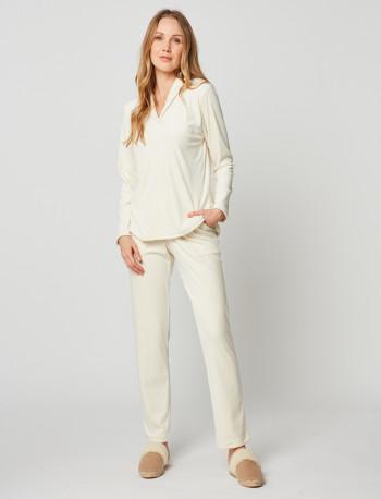 Pyjama PAOLA 202 Ecru